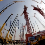 bauma China 2010: State of economy means additional space and more key players