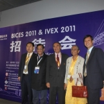 BICES/IVEX 2011 Press Conference: Improving Cohesion for a Promising Future