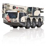TEREX TAKES CENTRE STAGE AT INTERMAT 2012