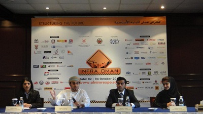 Infra Oman 2012 The Sultanate S Second Infrastructure