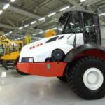Construction machinery fair, 2014 in Bern