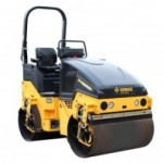 Executive Hire Show To See New Bomag Tandem Roller