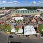 Nordbau – Traditional fairgrounds under rejuvenating treatment