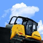 New Holland Construction launches new C Series Dozer at Bauma