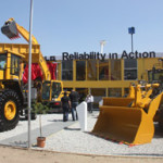 SDLG displays robust and reliable products at first-ever bauma Africa