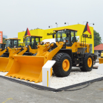 SDLG makes an impact at Mining Indonesia 2013