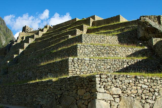 Terraced Temple