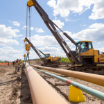 Pipeline work starts to flow in Canada