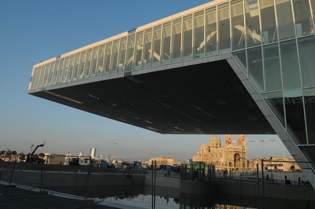 Villa Méditerranée, Marseille