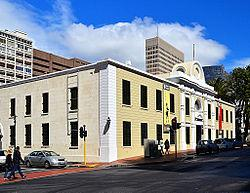 Old Slave Lodge