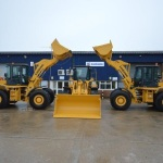Dudman Group of Companies invest in LiuGong wheeled loaders