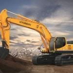 Hyundai Construction Equipment Fills the Gap with New Interim Tier 4 R430LC-9A Excavator