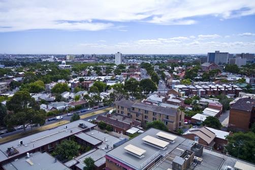 Urban Sprawl in the Garden City