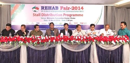 REHAB Fair - Bangladesh