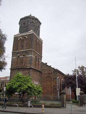 St James' Old Cathedral