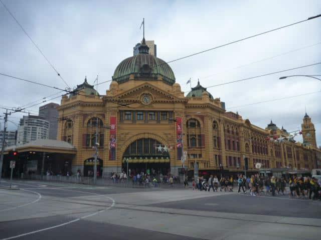 Flinders-St-Station