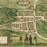 Edinburgh : Athens of the North : Part I– 'Old Town' Planning History