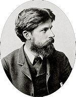 Portrait of Sir Patrick Geddes