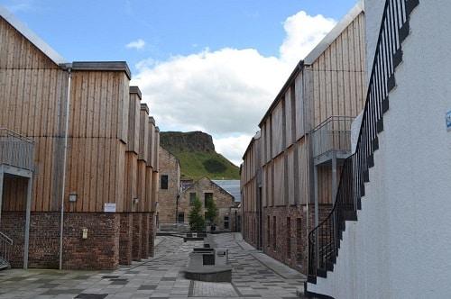 Edinburgh Sugarhouse Close