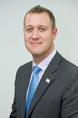 Nathan Waugh, Event  Director for Middle East Concrete and PMV Live
