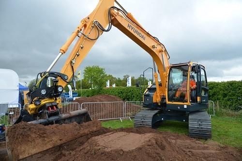 Plantworx Construction Equipment Tradefair