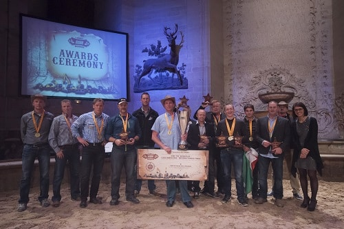 Case Rodeo all Winners & Enrica
