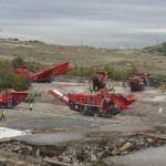 Terex Finlay Introduce New Crushing and Screening Models at Global Dealer Conference
