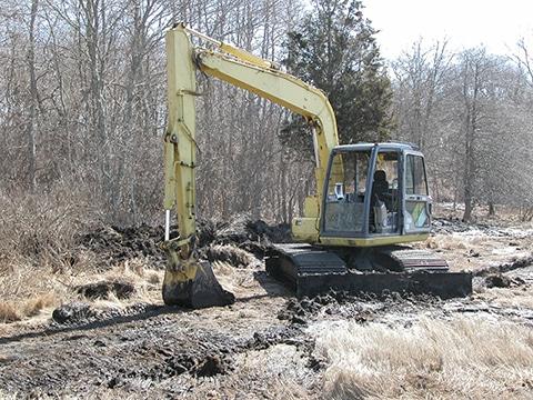 Volvo ECR88 D-Series excavator
