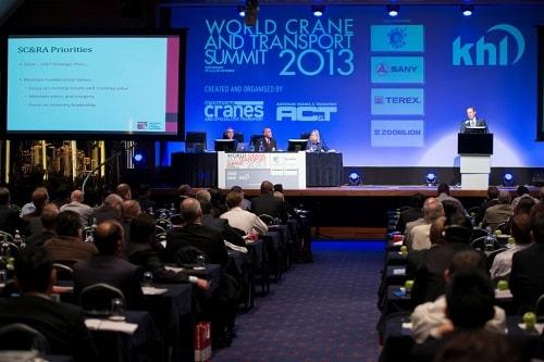 World Crane Transport Summit