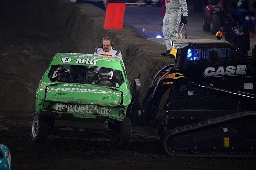 Die große TV total Stock Car Crash Challenge 2014