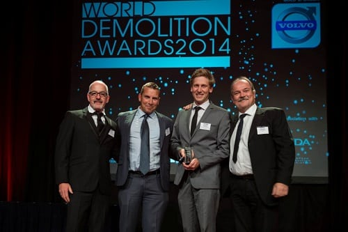 World Demoliton Summit Awards