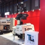 Tower Light Shine at Bauma China