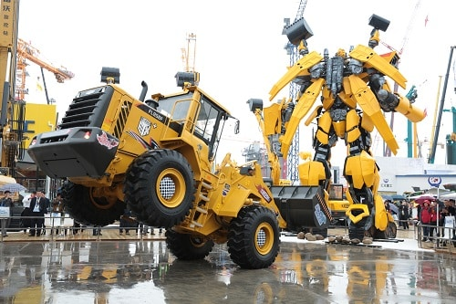 Bauma China Exceeding All Expectations Construction Shows