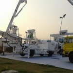 bc India construction equipment show