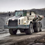 Terex Trucks set to make first international appearance at Intermat 2015