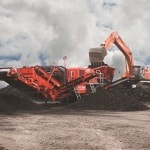 Introducing the NEW Terex® Finlay J-1170 primary mobile jaw crusher