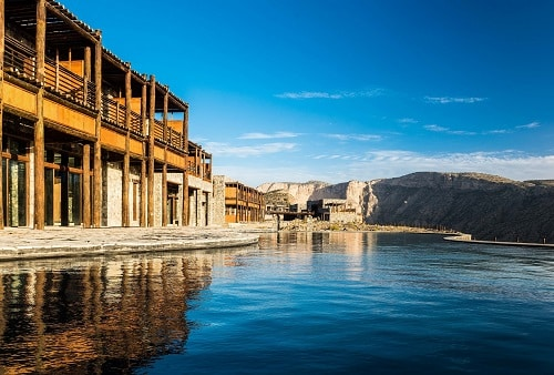 Alila Jabal Akhdar Resort_Oman National Winner_Drake & Scull Leisure and Tourism Project of the Year