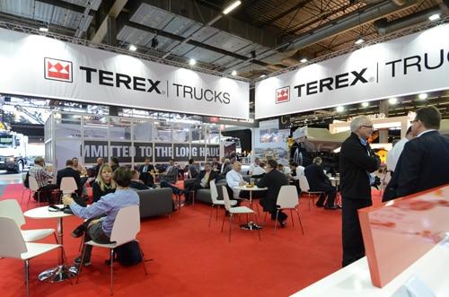 Terex Trucks Intermat