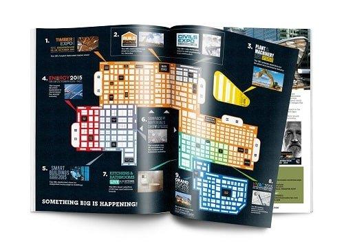 UK Construction Week 2015 newspaper