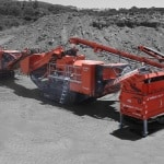 Terex Finlay Launch New C-1545 Tracked Mobile Cone Crusher