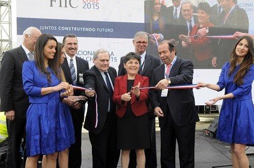 conexpo latin america opening day