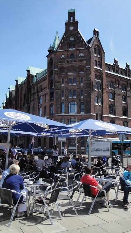 Café and Bistro Kehrwieder