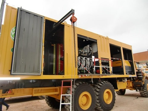 An inside look into the modified A30F hauler reveals the key to reducing machine downtime.