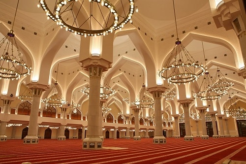 Qatar-Social, Culture & Heritage_Grand Mosque