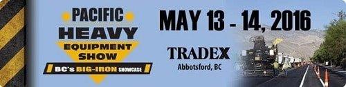 heavy equipment show tradex