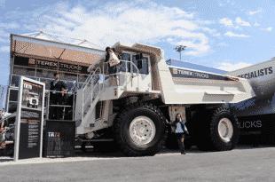 Terex Trucks Bauma