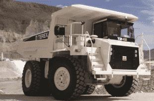 terex trucks ukraine PR