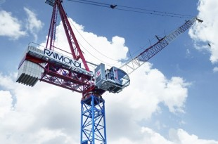 Raimondi Cranes LR213 with the Deluxe R16 cabin (1)