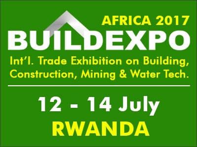 Buildexpo Rwanda 2017