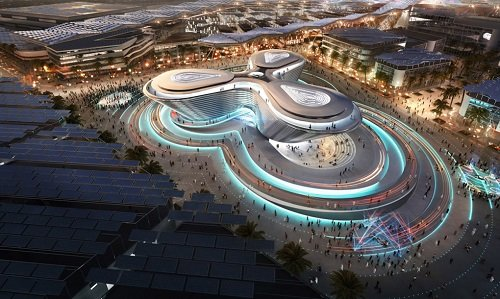 ... News / Budget for the Expo 2020 Dubai Site to Exceed USD 8 Billion